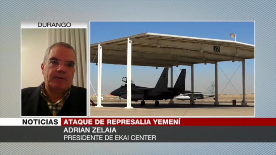 Zelaia: Riad ha tenido un desgaste creciente por invadir Yemen