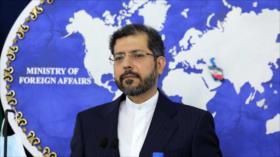 Irán desmiente todo diálogo directo o indirecto con EEUU