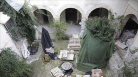 Fotos: hallan el patio civil más antiguo en Córdoba, España
