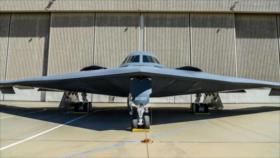 EEUU revela por casualidad características del bombardero B-21