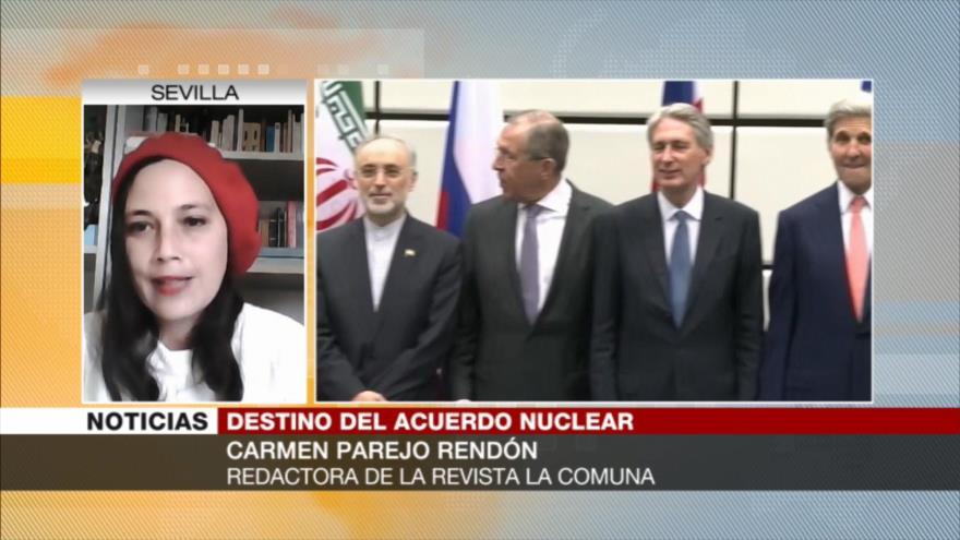 'EEUU trata de mostrar un Irán débil en diálogos nucleares'