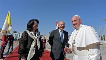 'Viaje del Papa mostró que Irak es seguro gracias a la Resistencia'
