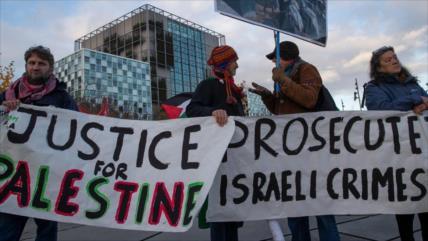 Líder de partido israelí expresa apoyo a la investigación de la CPI