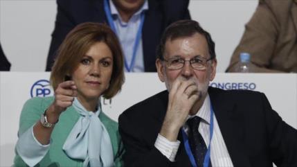 Bárcenas acusa a Rajoy de recibir sobresueldos de la caja B del PP