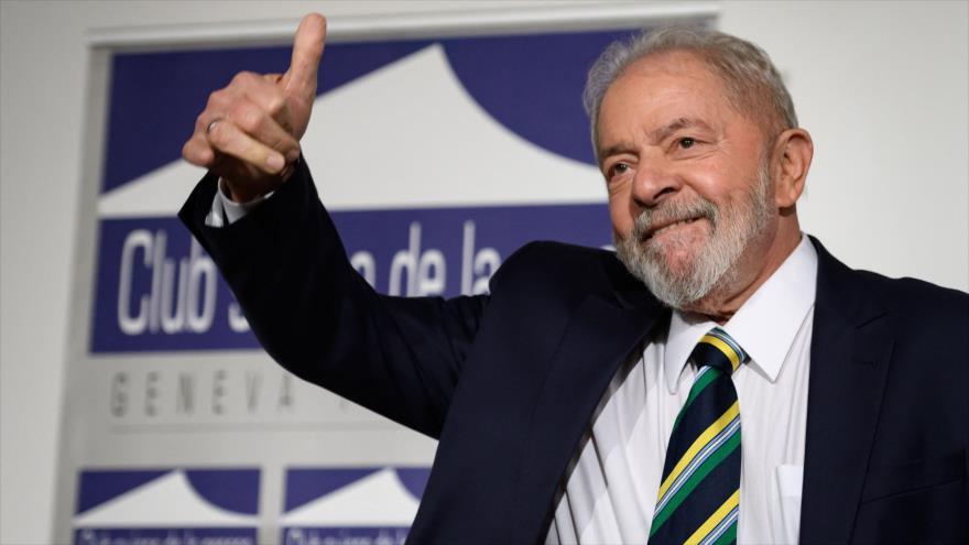 Juez del Tribunal Supremo anula todas las sentencias contra Lula   HISPANTV