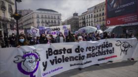 Mujeres del mundo marchan por sus derechos e igualdad de género