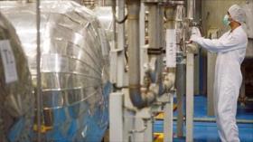"""""""Irán enriquece uranio con una tercera cascada de centrifugadoras"""""""
