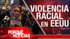 El Porqué de las Noticias: Destino del acuerdo nuclear. Violencia racial en EEUU. Elecciones en Bolivia
