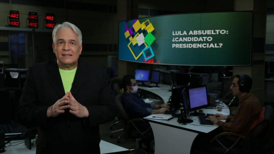 Buen día América Latina: Lula absuelto: ¿candidato presidencial?