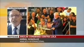 González: Lula ganará próximas elecciones presidenciales