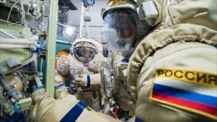 Rusia y China firman un acuerdo para construir una estación lunar