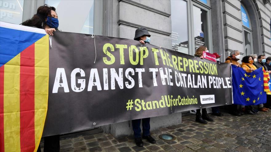Independentistas catalanes ya no confían en diálogos con Sánchez | HISPANTV