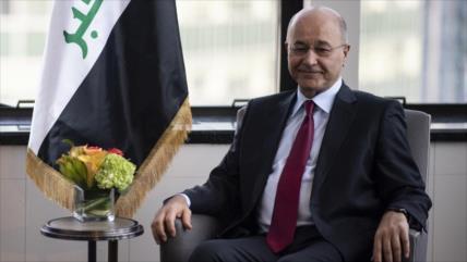 Irak niega informes de normalización de relaciones con Israel