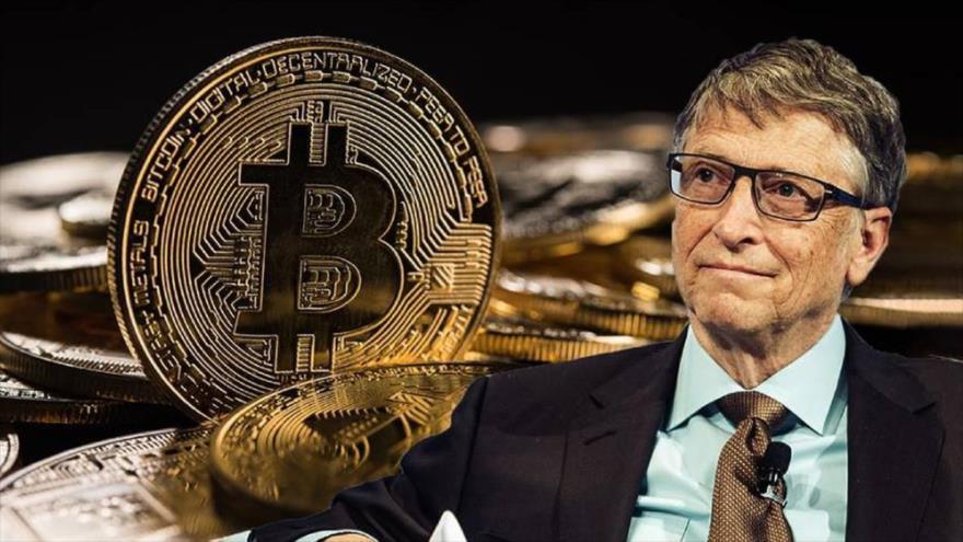 Bill Gates advierte que la criptomoneda bitcón es dañina | HISPANTV