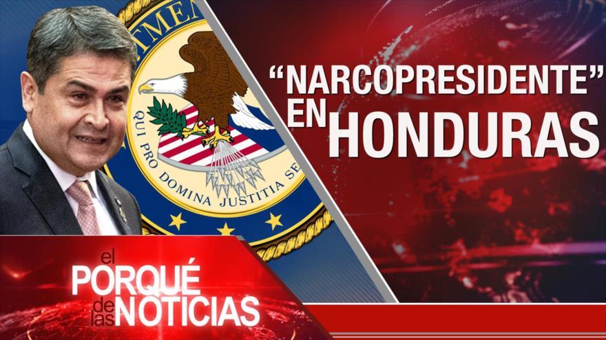 El Porqué de las Noticias: Pacto nuclear iraní. Hernández y narcotráfico. Lazos Cuba-Venezuela