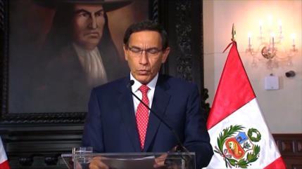 Vizcarra presenta recurso ante justicia para evitar inhabilitación
