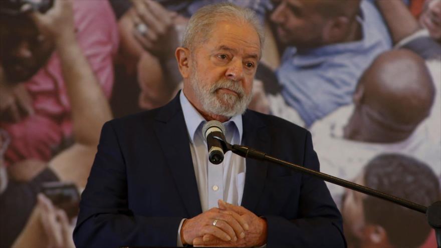 Lula da Silva: Fui víctima de la mayor mentira jurídica en 500 años