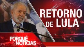 El Porqué de las Noticias: Acuerdo nuclear iraní. Hostilidades hacia Yemen. Retorno de Lula