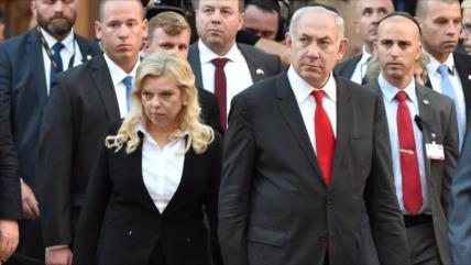 Netanyahu vuelve a aplazar viaje a EAU por 'enfermedad de su esposa'