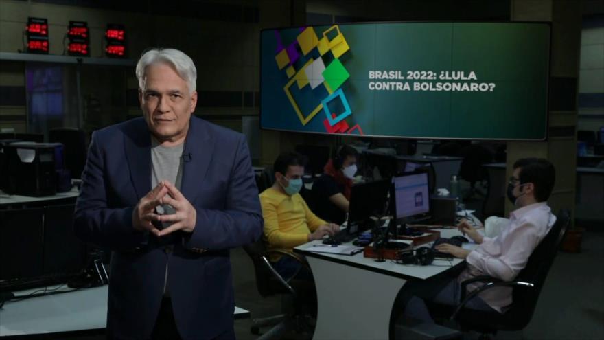 Buen día América Latina: Brasil 2022: ¿Lula contra Bolsonaro?