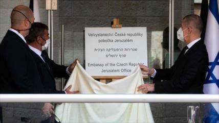 La República Checa inaugura una sede diplomática en Al-Quds