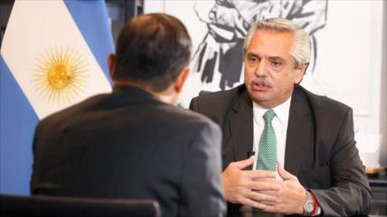 'No soy Lenín Moreno': Alberto Fernández rechaza ruptura con Cristina