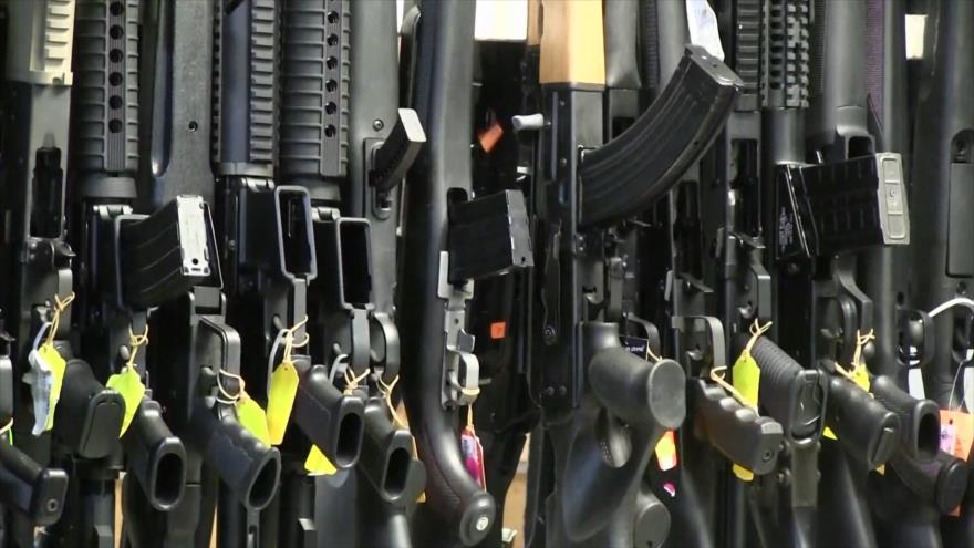 Cámara Baja de EEUU aprueba iniciativas para el control de armas