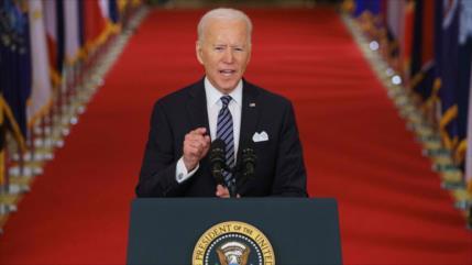 Biden: COVID-19 mata más estadounidenses que las guerras mundiales