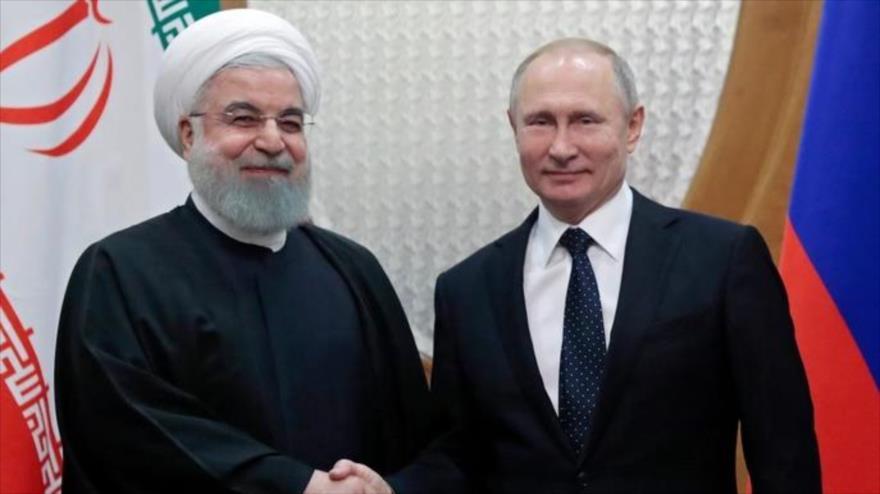 Irán y Rusia retan al Occidente y estrechan su alianza estratégica | HISPANTV