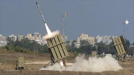 Cúpula de Hierro de Israel se activa contra misiles fantasmas