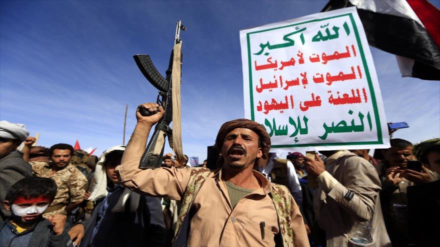 "Ansarolá tacha de ""sin valor"" oferta de EEUU sobre tregua en Yemen | HISPANTV"