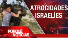 El Porqué de las Noticias: Atrocidades israelíes. Tensión Rusia-EEUU. Injerencismo de OEA