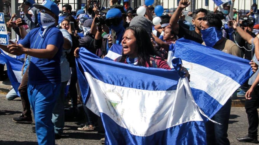 EEUU financia $1,5 millones a oposición de Nicaragua | HISPANTV