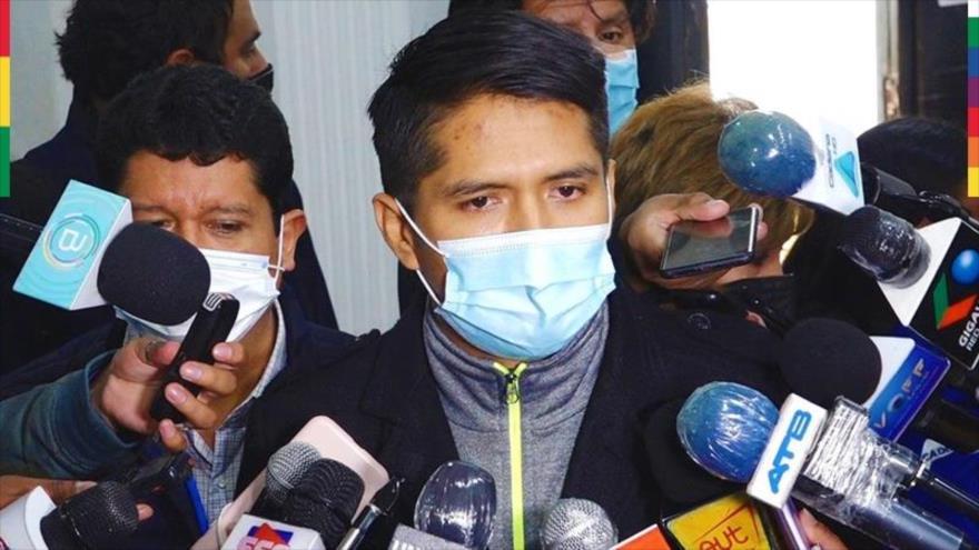 "Senado de Bolivia ve ""justa"" la captura de Jeanine Áñez | HISPANTV"