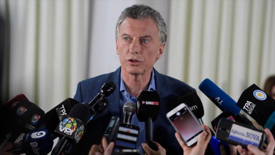 La OA interpone una denuncia contra Macri por préstamo de FMI | HISPANTV