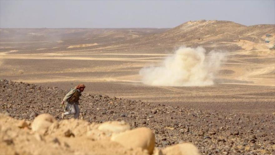 La batalla por Marib deja 4800 muertos y heridos en filas saudíes