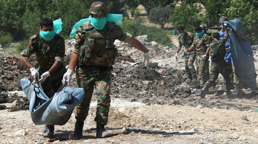 OSDH: 400 000 muertos, saldo de 10 años de conflicto en Siria | HISPANTV