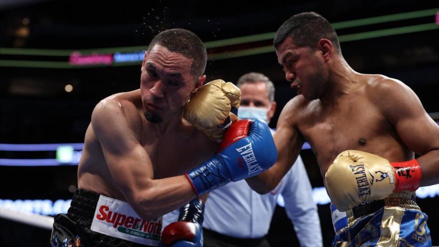 Con 2500 golpes en 12 asaltos: una pelea que rompe récord en boxeo