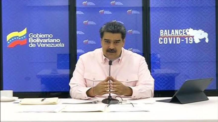 Venezuela pide a Londres liberar sus recursos para comprar vacunas