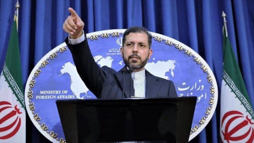 Irán promete responder al ataque contra su buque en el Mediterráneo   HISPANTV