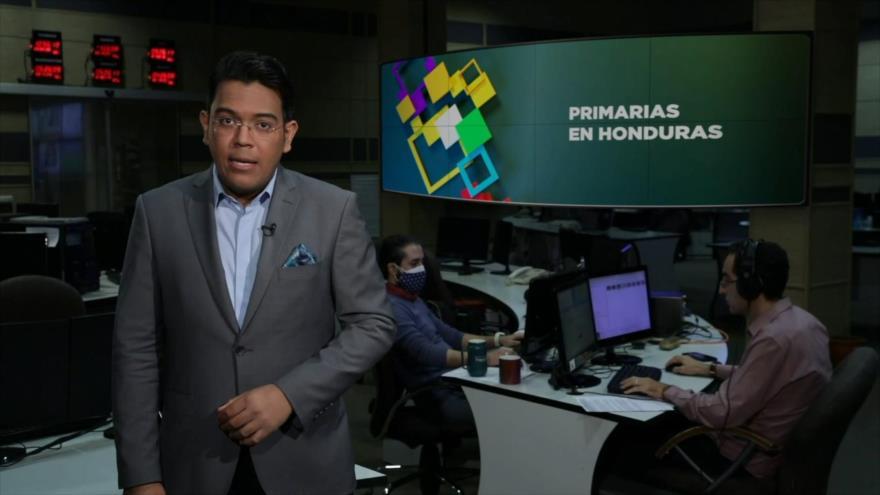Buen día América Latina: Primarias en Honduras