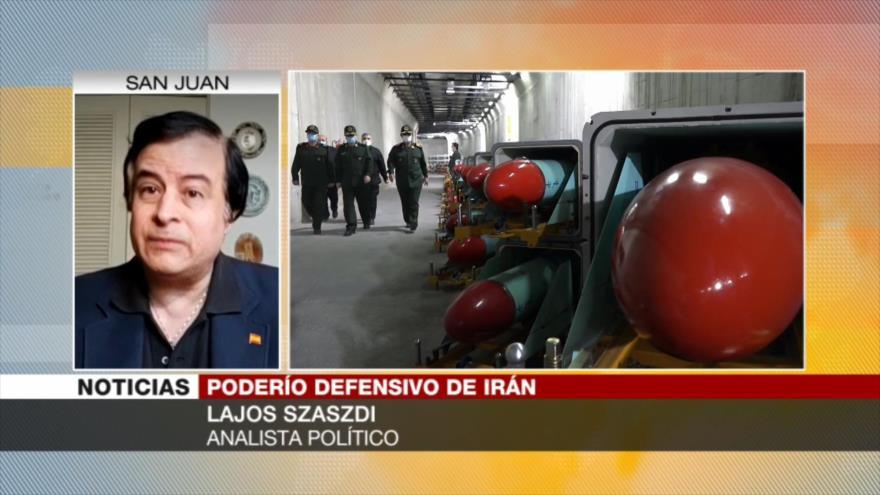Szaszdi: EEUU no se atreverá a atacar Irán porque le costará caro