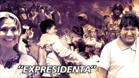 Detrás de la Razón: Jeanine Áñez expresidenta boliviana de facto fue arrestada por tres delitos graves