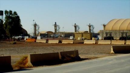 Varios cohetes impactan una base aérea ocupada por EEUU en Irak