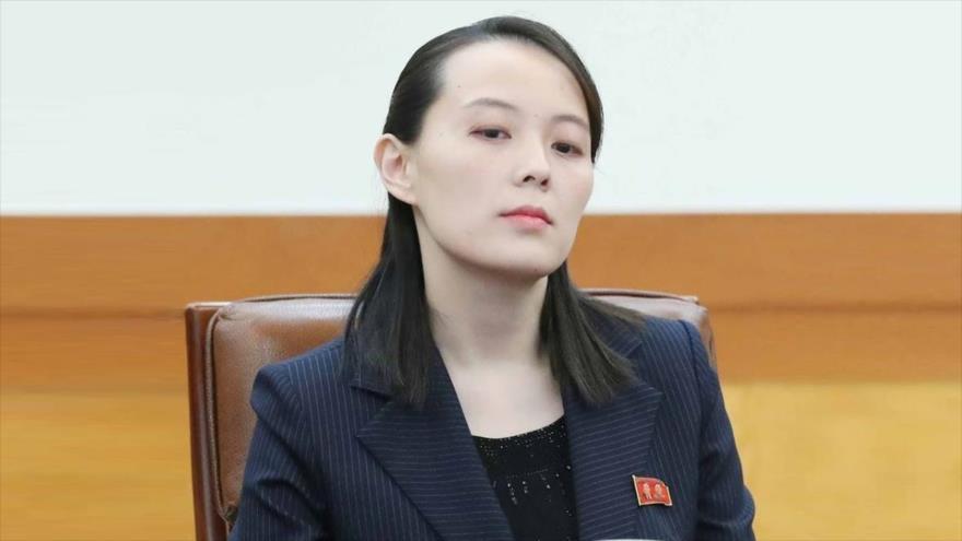 "Hermana del líder norcoreano a EEUU: No ""difundir olor a pólvora"" | HISPANTV"