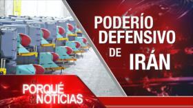 El Porqué de las Noticias: Poderío defensivo de Irán. Guerra contra Siria. Bolivia: Caso golpe de Estado