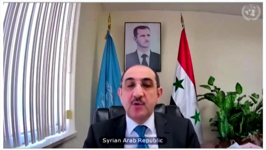 Siria y Rusia piden fin de injerencia en el país árabe | HISPANTV