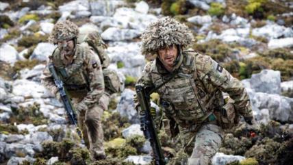 Londres amenaza con usar Fuerza Armada para defender las Malvinas