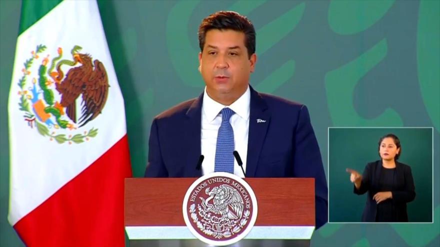 Gobernador mexicano frente a la justicia