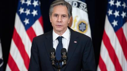"""""""Mala intención"""": EEUU sanciona a funcionarios chinos y hongkoneses"""